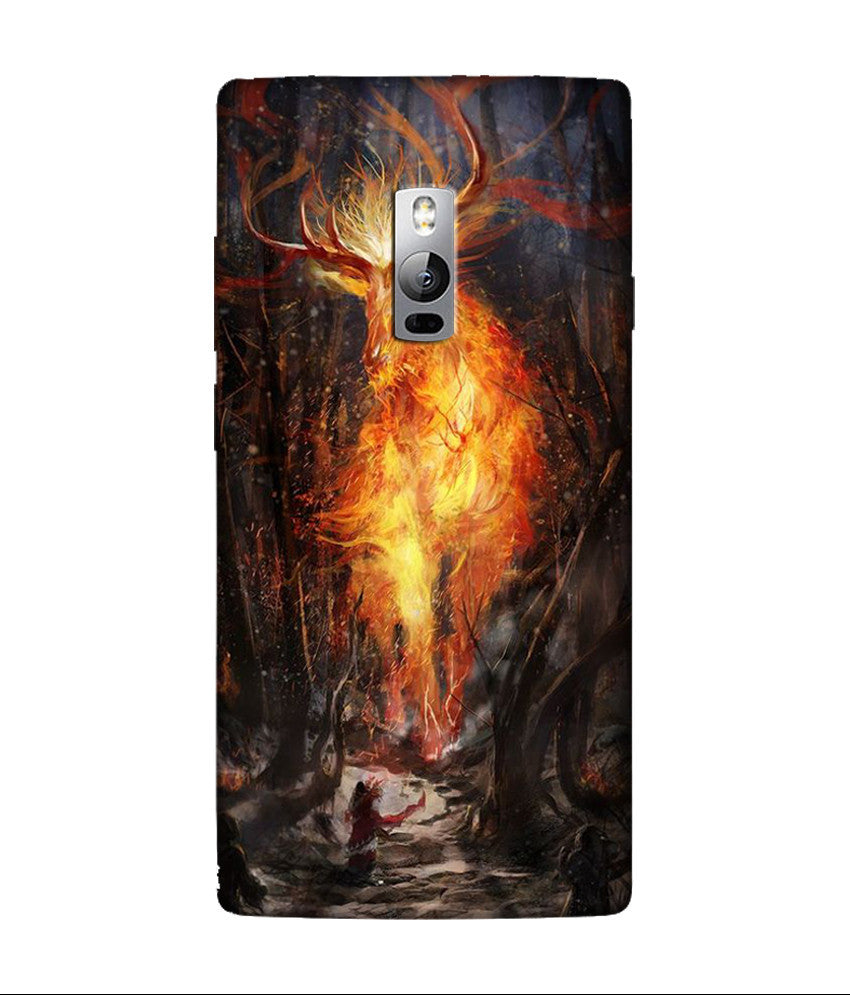 Creatives 3D Nightmare OnePlus Case