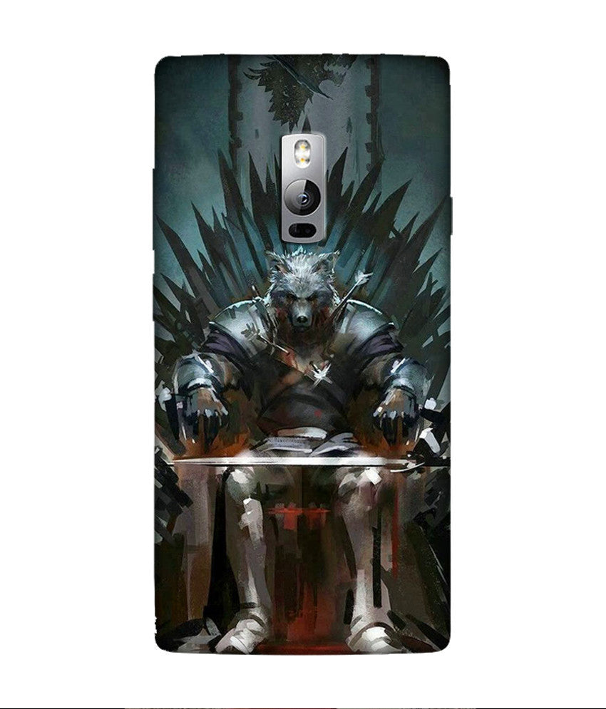 Creatives 3D Game of Thrones OnePlus Case