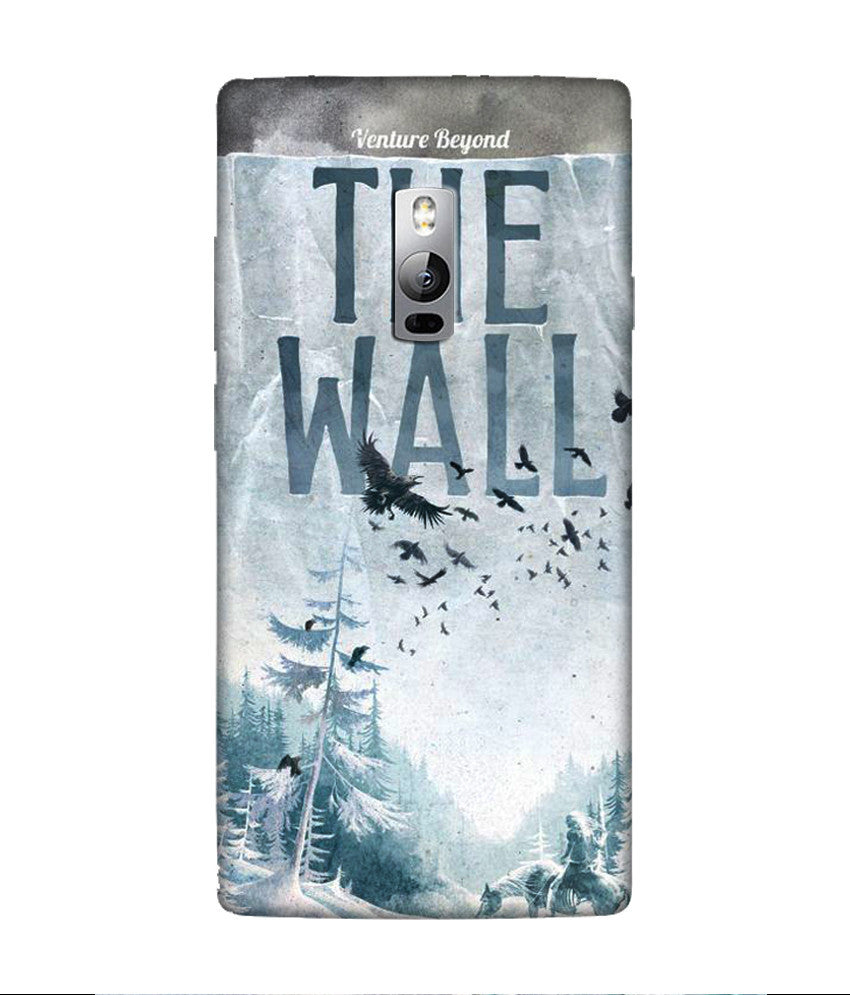 Creatives 3D The Wall OnePlus Case