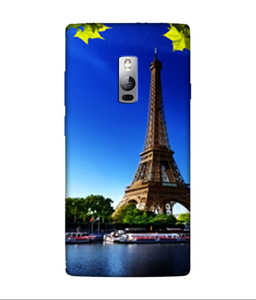 Creatives 3D Eiffel Tower OnePlus Case