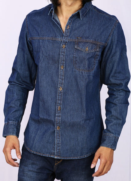 Taka Apparels blue Casual Shirt
