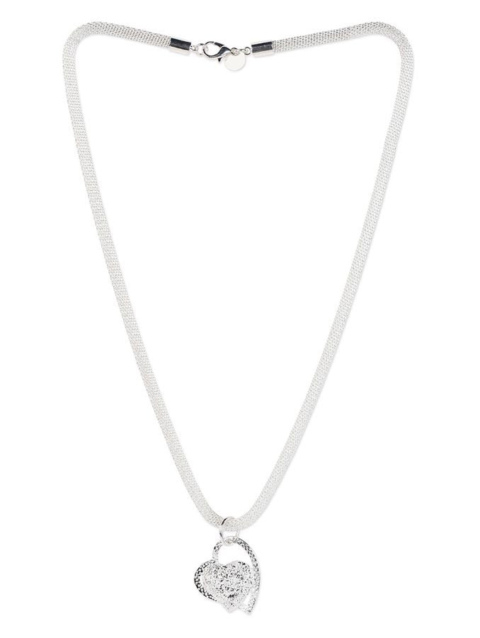 Fashion Cute Silver Necklace