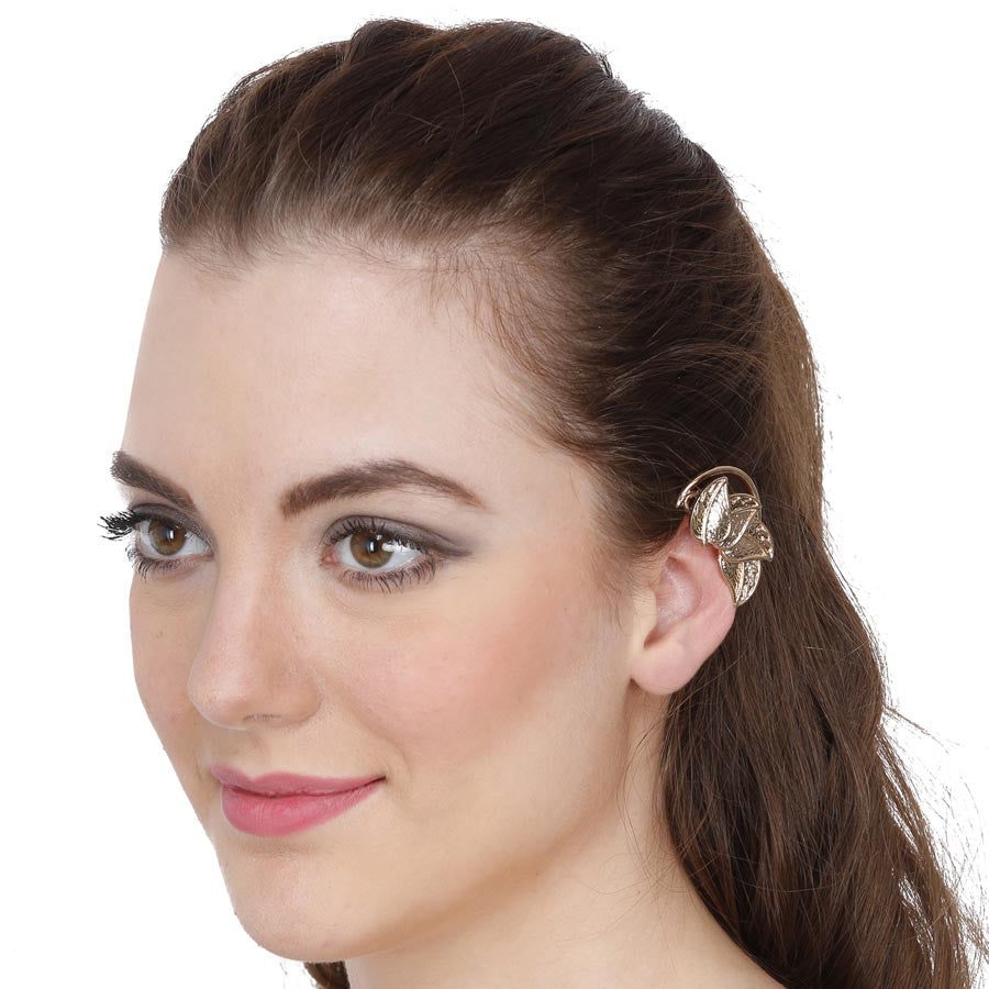 Fayon Chunky Fashion Gold  Fashionable  Ear cuff