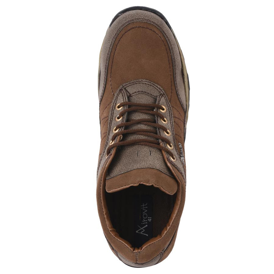 Massimo Italiano Brown Casual Airovit Shoes