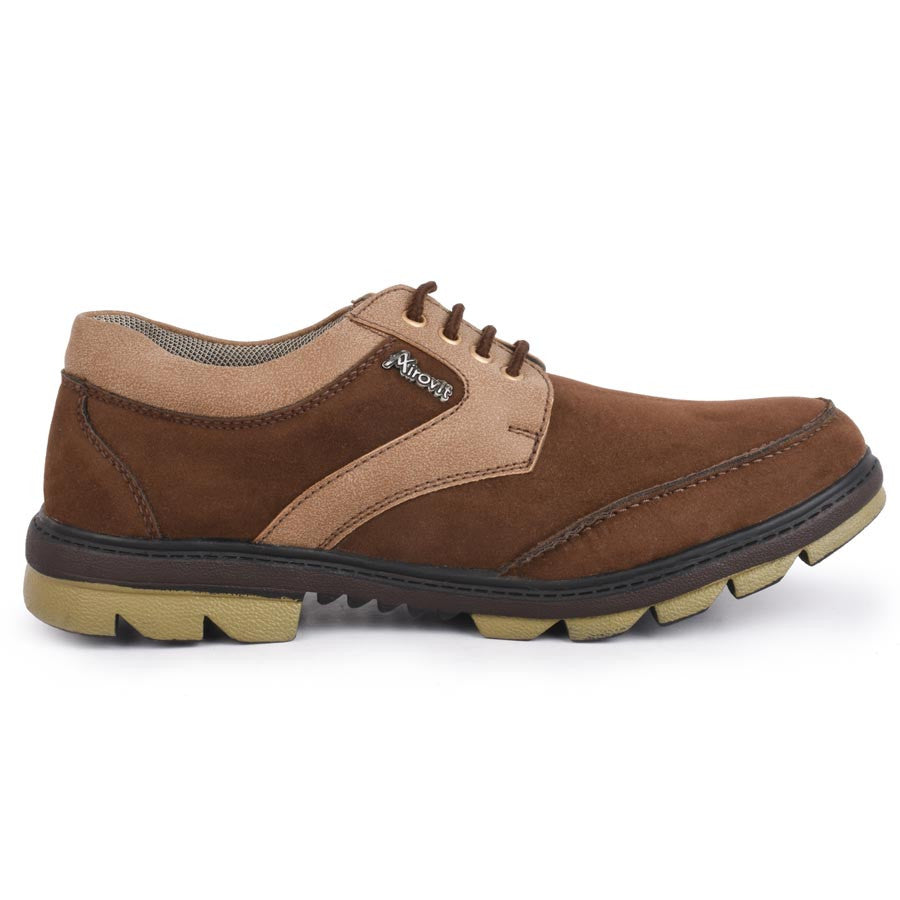 Massimo Italiano Casual Airovit Brown Shoes