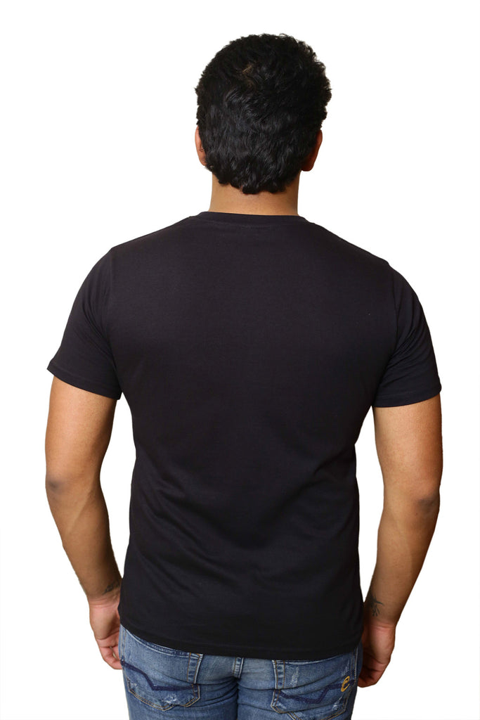 Checkkmate SAAMNE SE NIKAL JAUNGA Cotton T-shirt