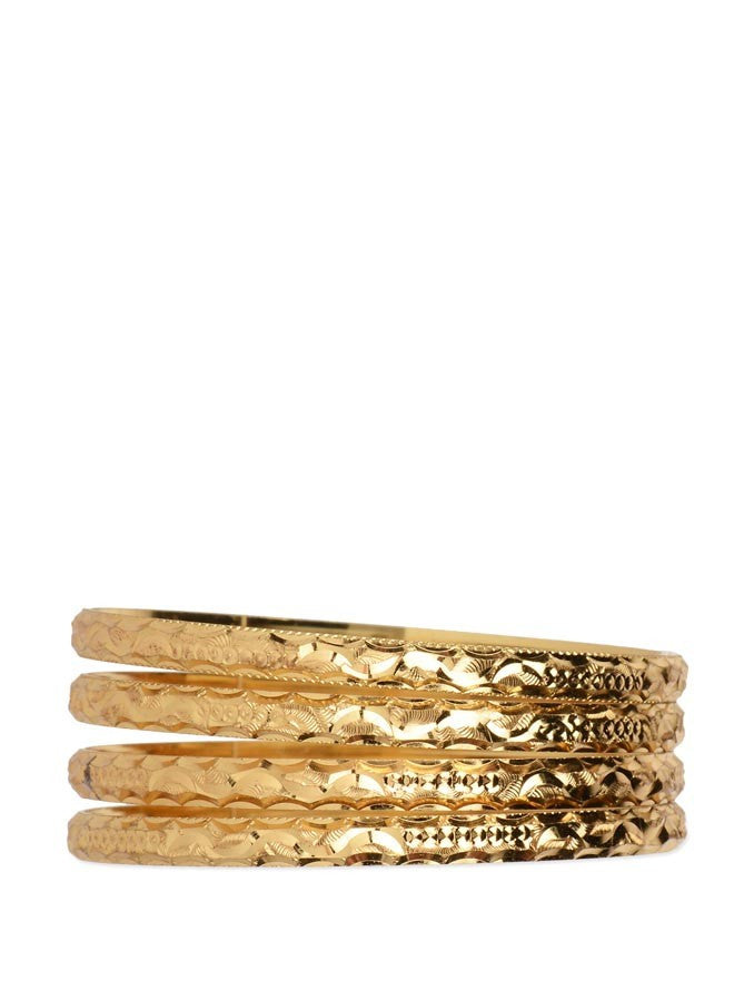 Gold Plated Bangle_ESD0439