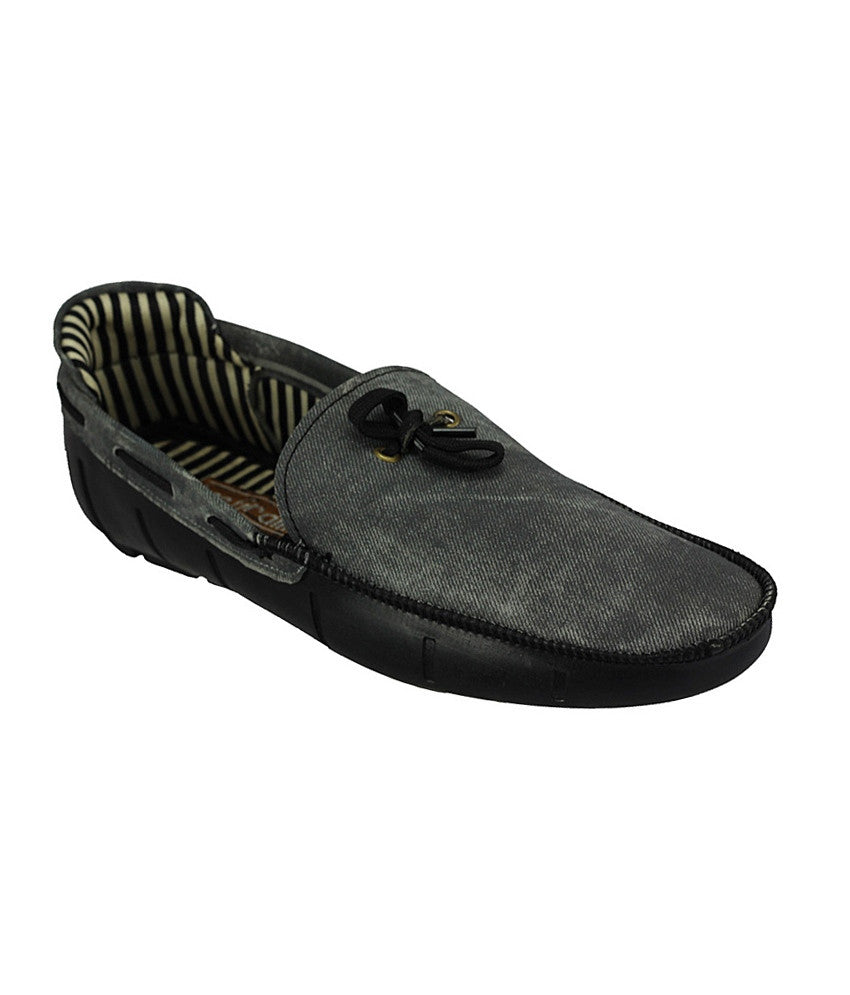 Choice4u Black Loafer shoes