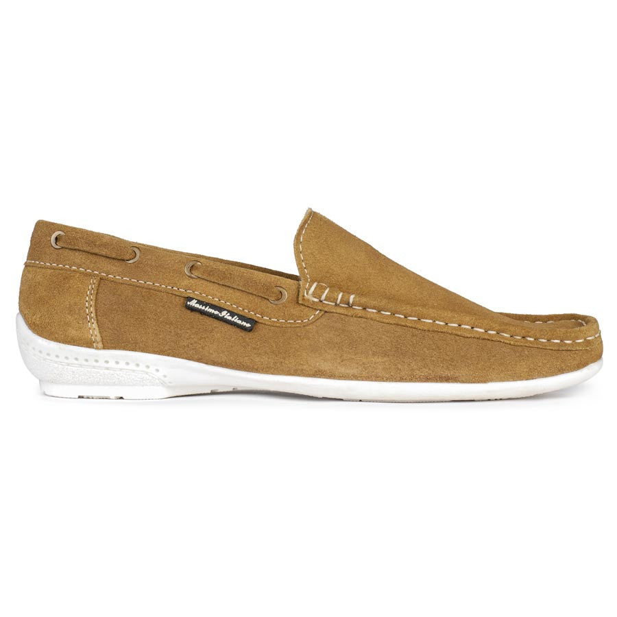 Massimo Italiano Tan men's Loafer