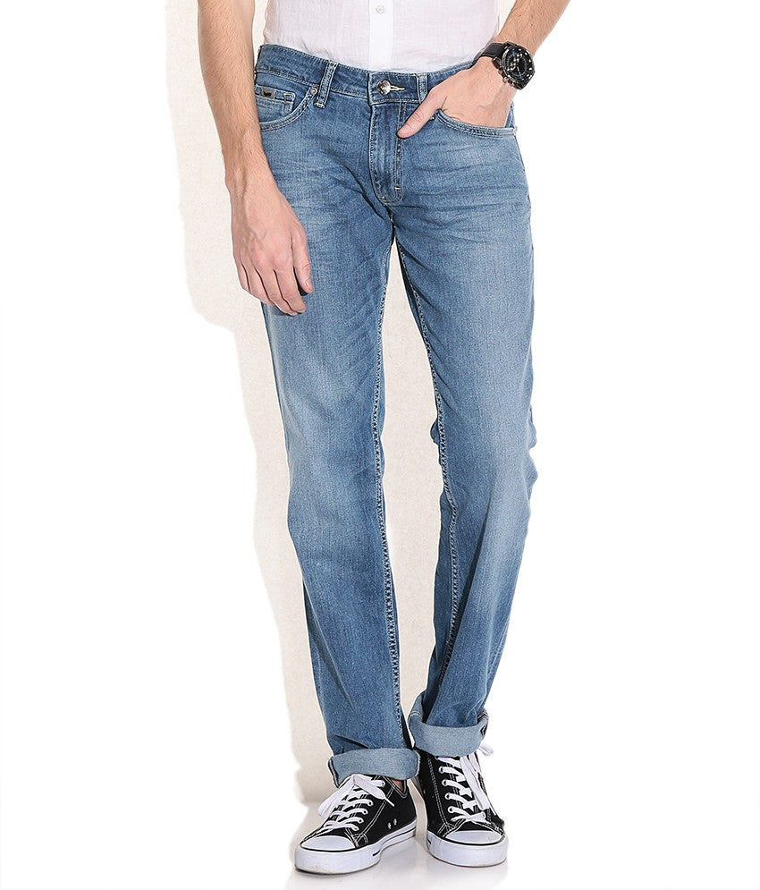 Boysstuff Deny Regular Fit Men's Blue Jeans