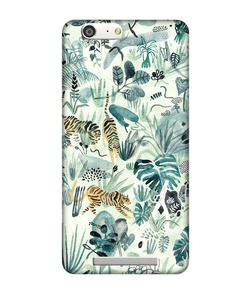 Creatives 3D Jungle Gionee Case