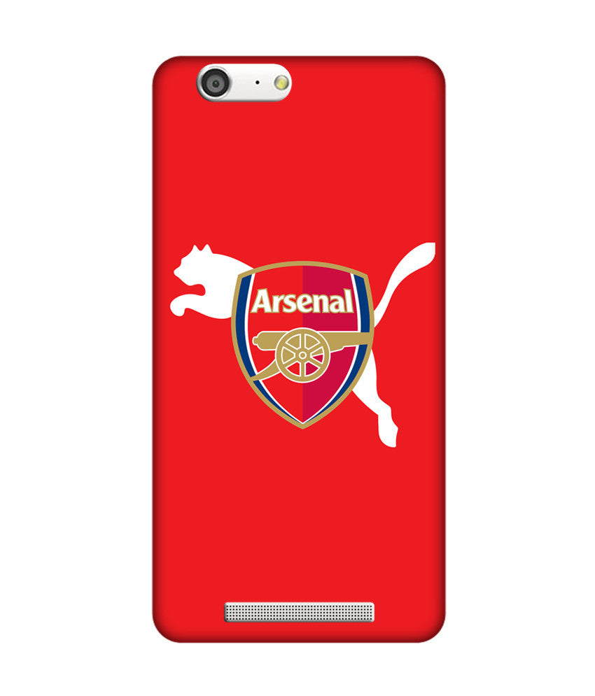 Creatives 3D Arsenal Gionee Case