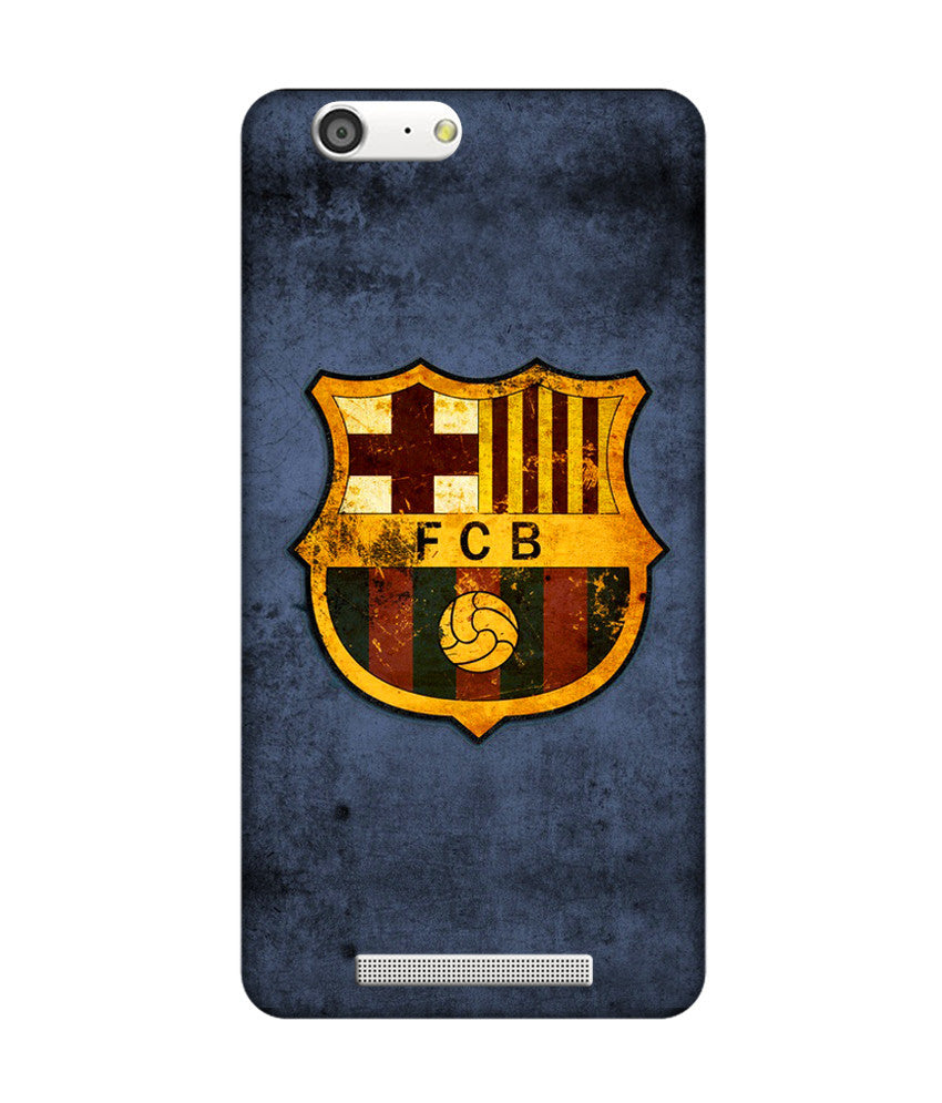 Creatives 3D FCB Gionee Case