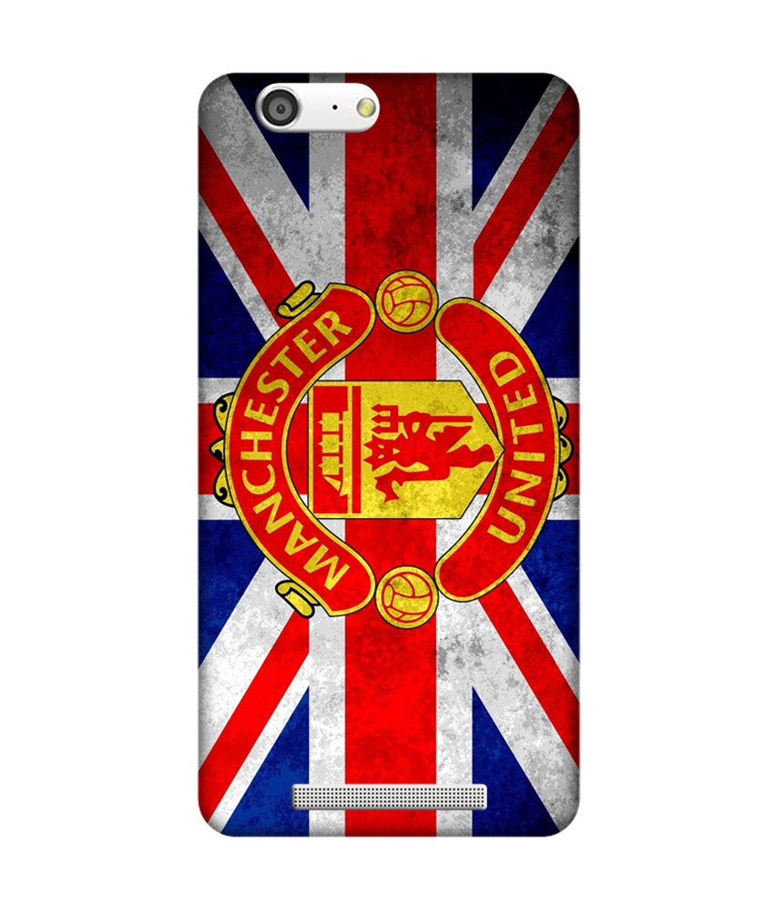 Creatives 3D MANCHESTER UNITED Gionee case