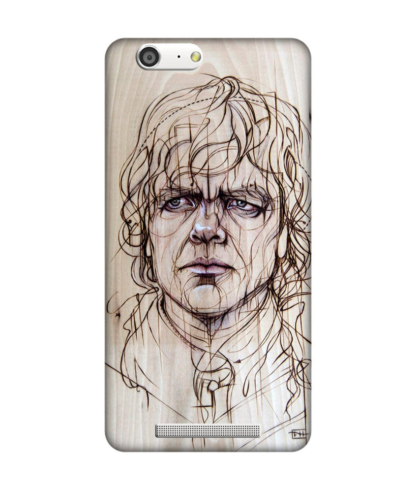 Creatives 3D Games of Thrones Gionee Case