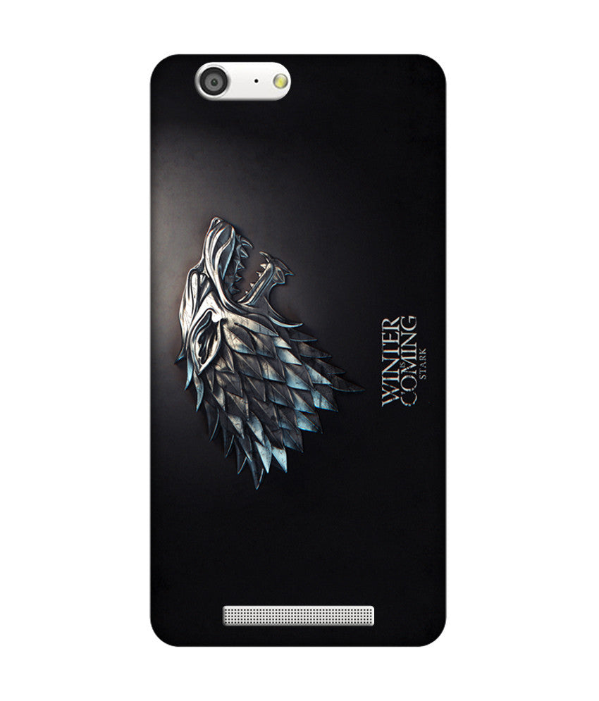 Creatives 3D Game of Thrones Gionee Case
