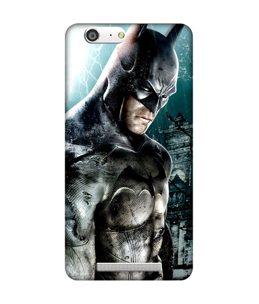 Creatives 3D Superhero The Batman Gionee Case