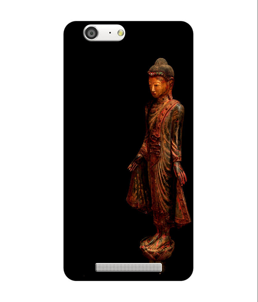 Creatives 3D Buddha Gionee Case