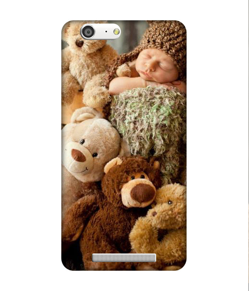 Creatives 3D Gionee Case