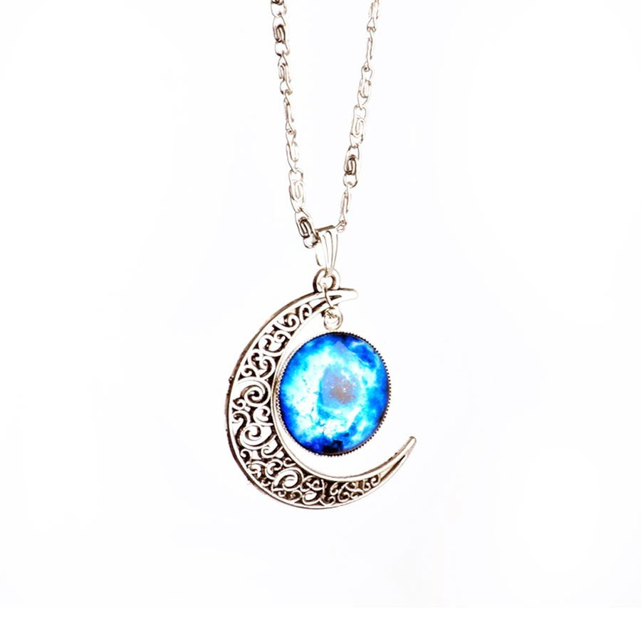 Fashion Galaxy Lovely Necklace