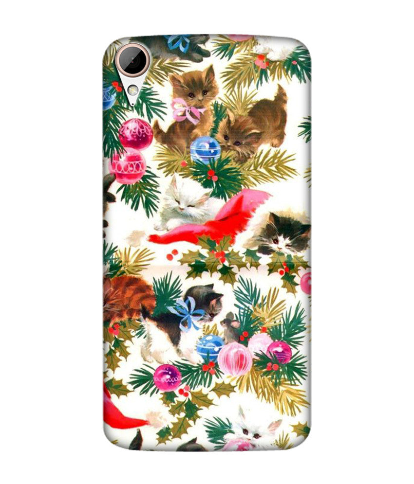 Creatives 3D Jingle Bells Pattern Htc  Case