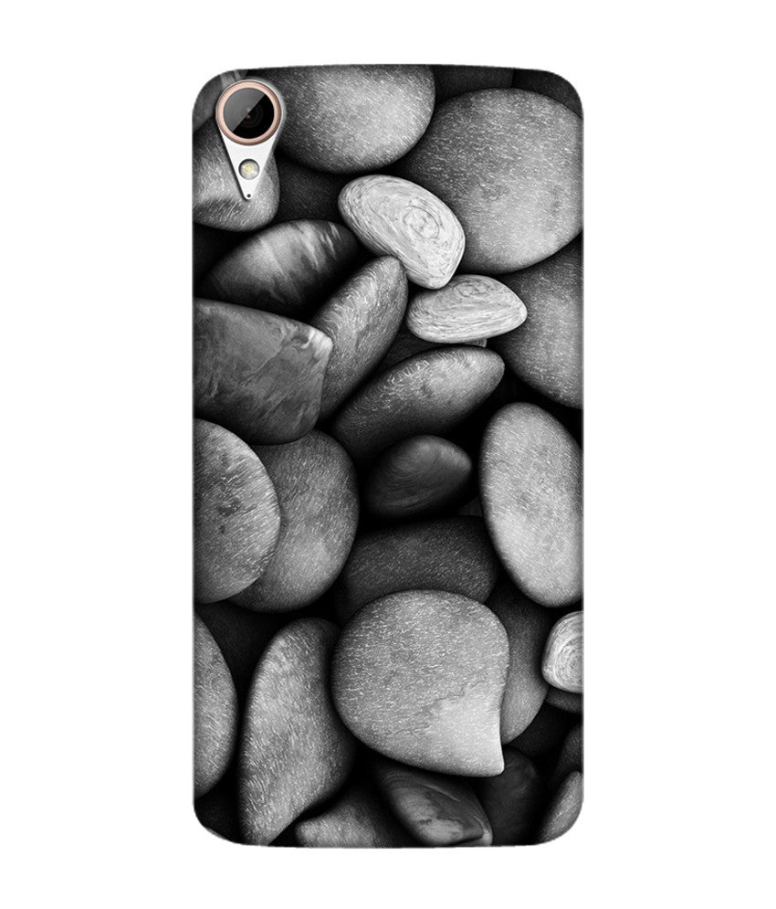 Creatives 3D Sea Stone Htc  Case