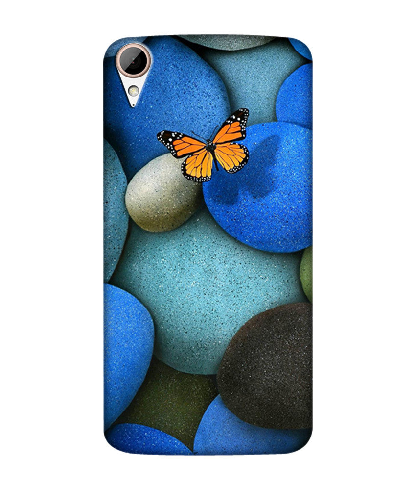 Creatives 3D Butterfly Htc  Case