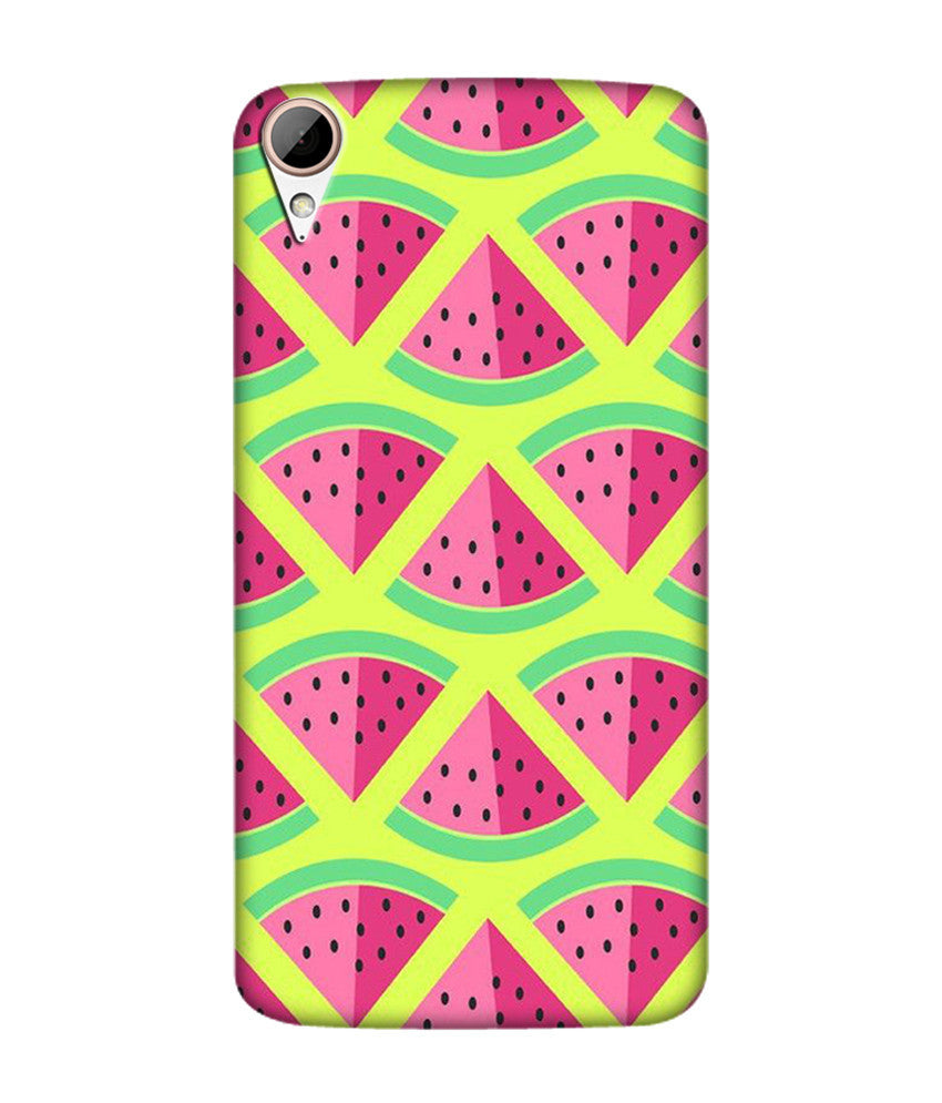 Creatives 3D Watermelon Pattern Htc  Case