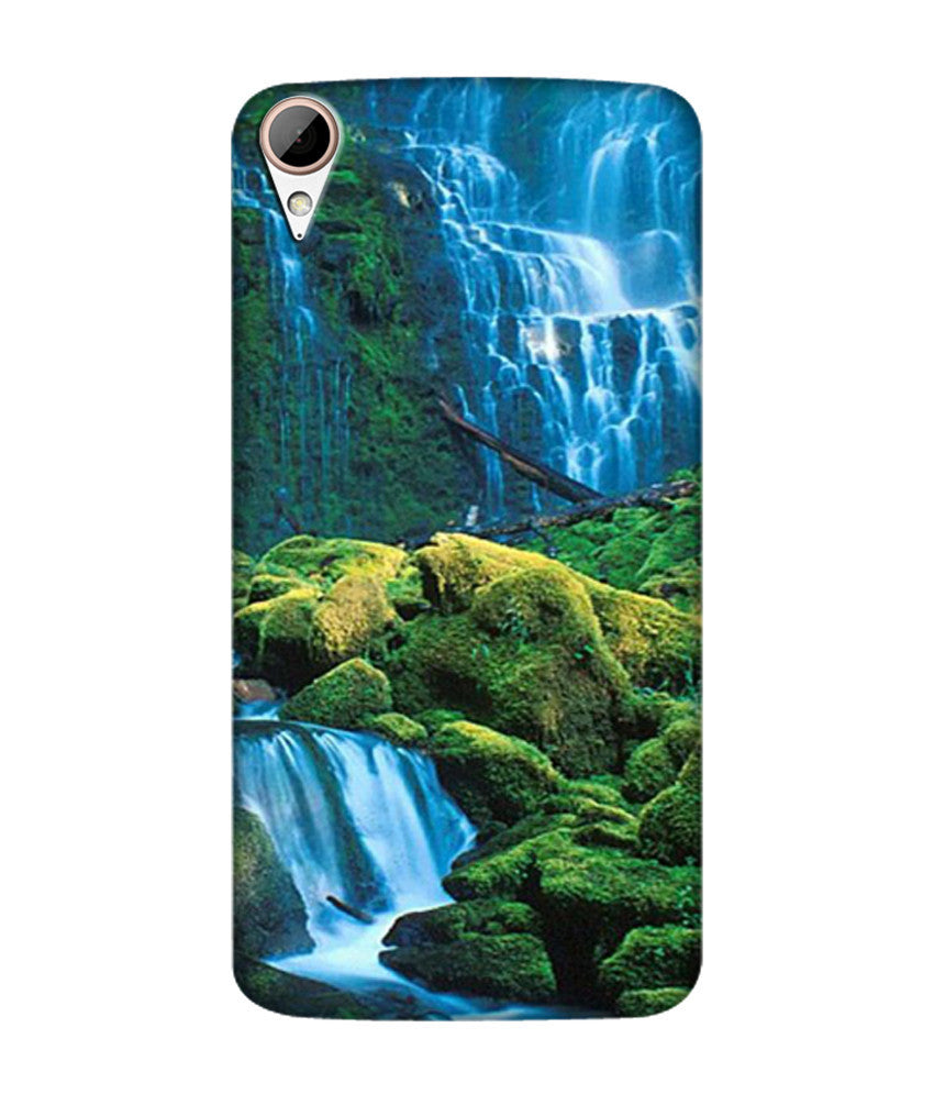 Creatives 3D Proxy Falls Htc Case