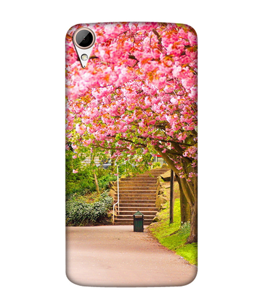 Creatives 3D Spring Htc Case