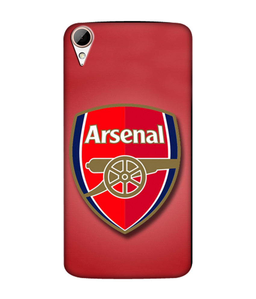 Creatives 3D Arsenal Htc  Case