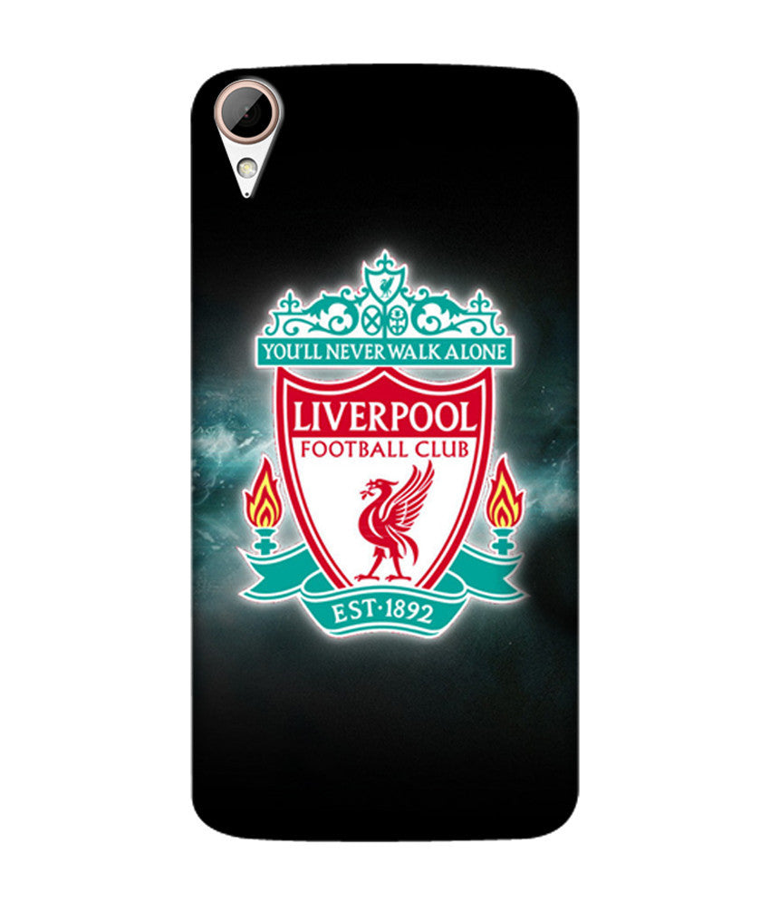 Creatives 3D LIVERPOOL Htc  case