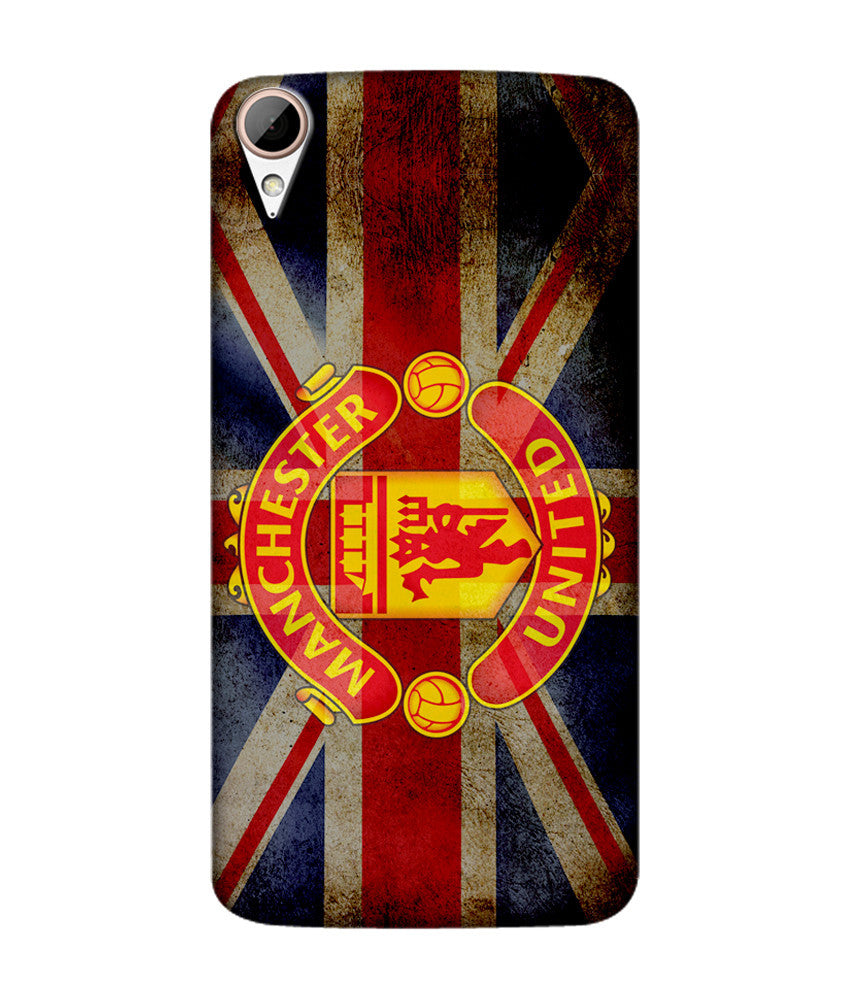 Creatives 3D MANCHESTER UNITED Htc  Case