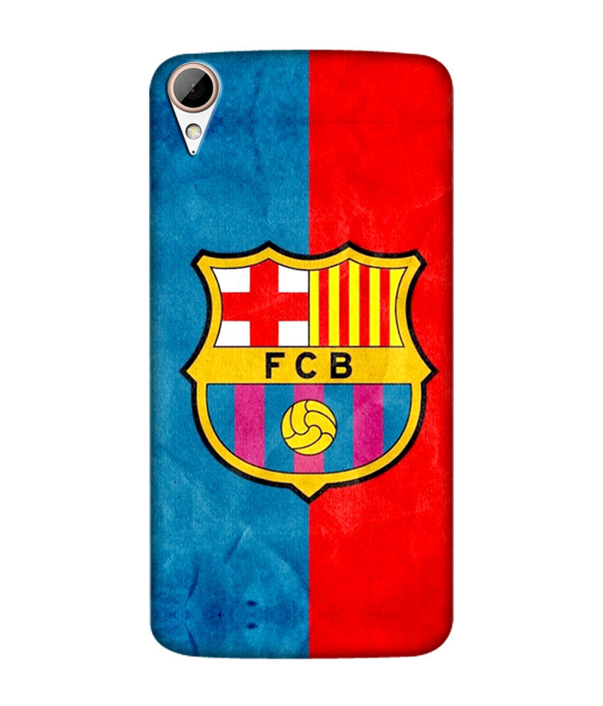 Creatives 3D FCB Htc  Case