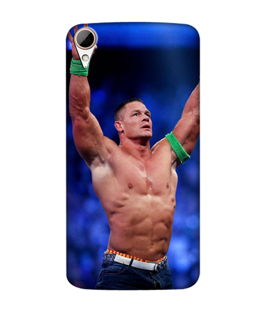 Creatives 3D John Cena Htc  Case