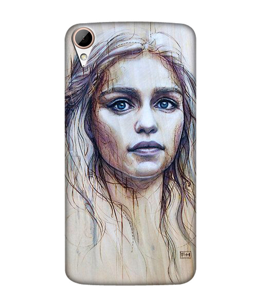 Creatives 3D Games of Thrones Htc Case