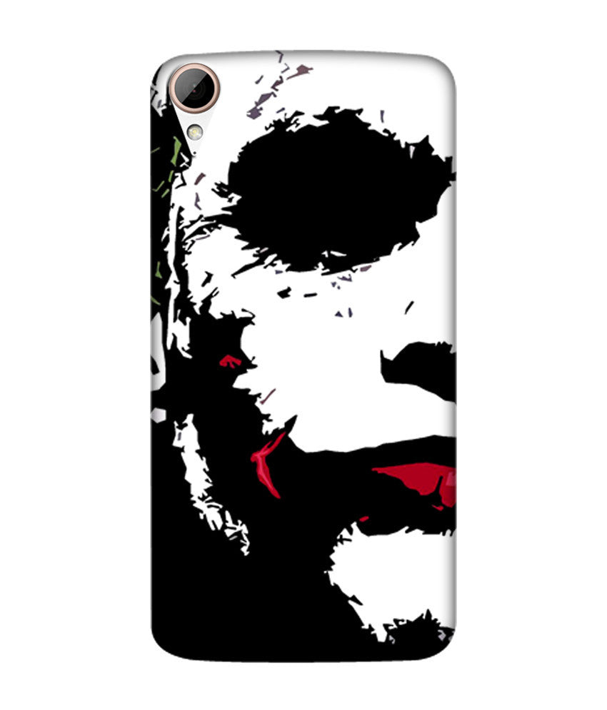 Creatives 3D Joker Htc Case