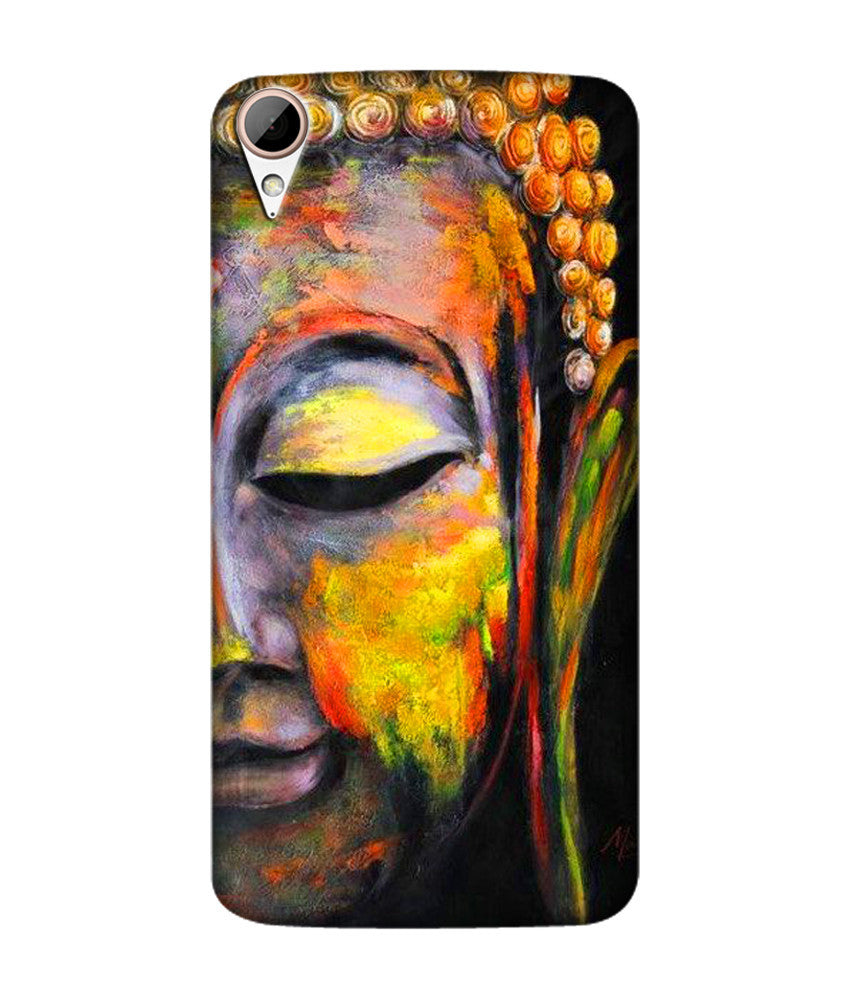Creatives 3D Buddha Face Htc Case