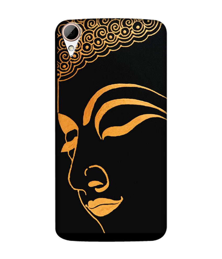 Creatives 3D Durga Htc Case