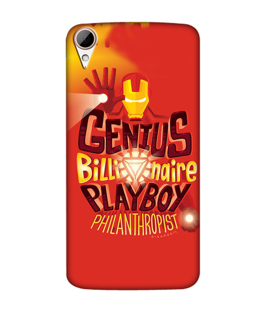 Creatives 3D PlayBoy Htc Case