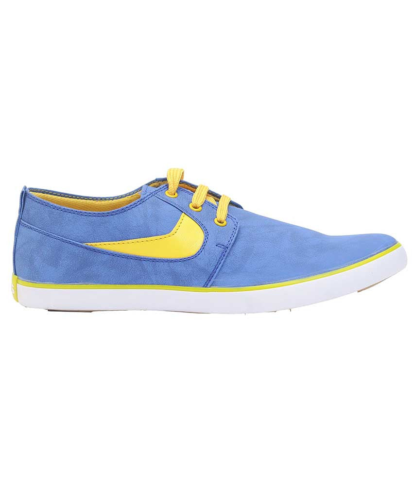 Scootmart Blue Shoes