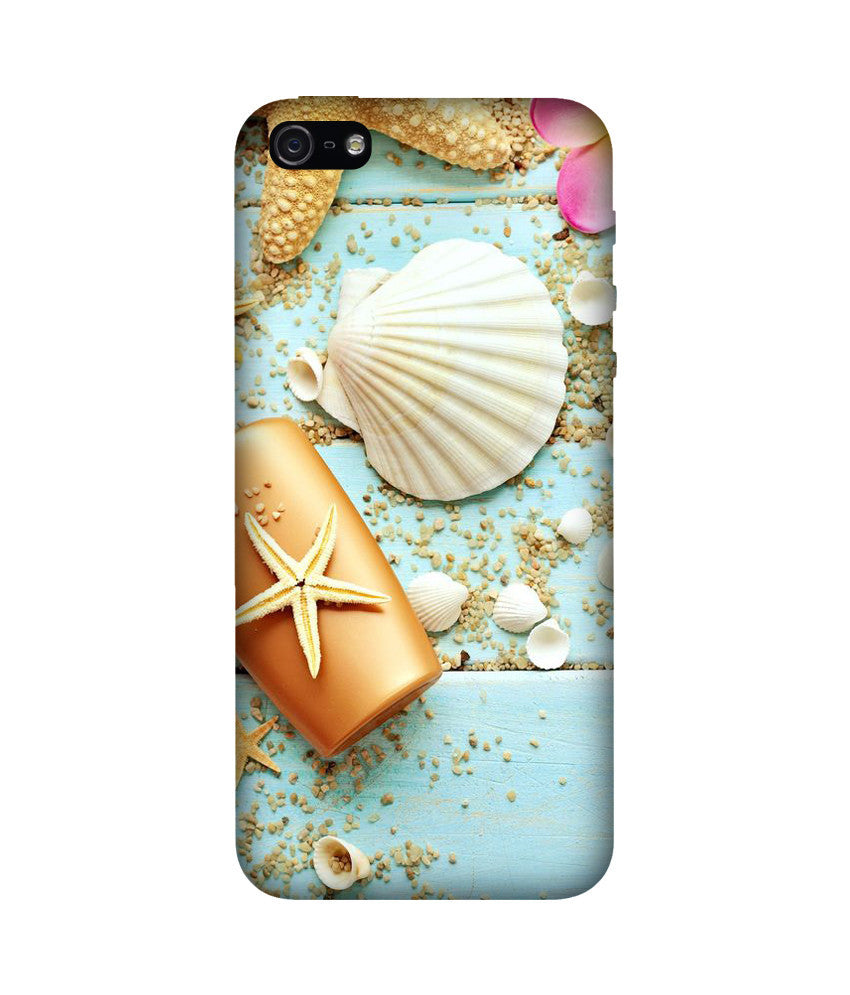 Creatives 3D Seashell Iphone Case