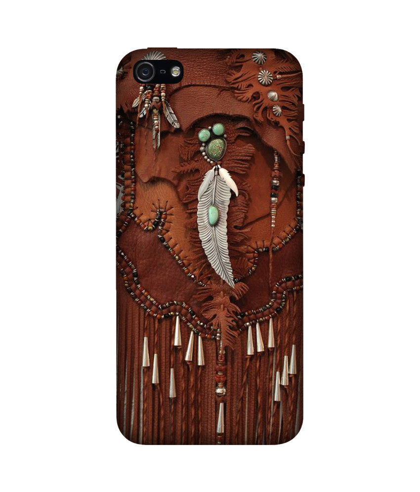 Creatives 3D Feather and Fringes Iphone Case