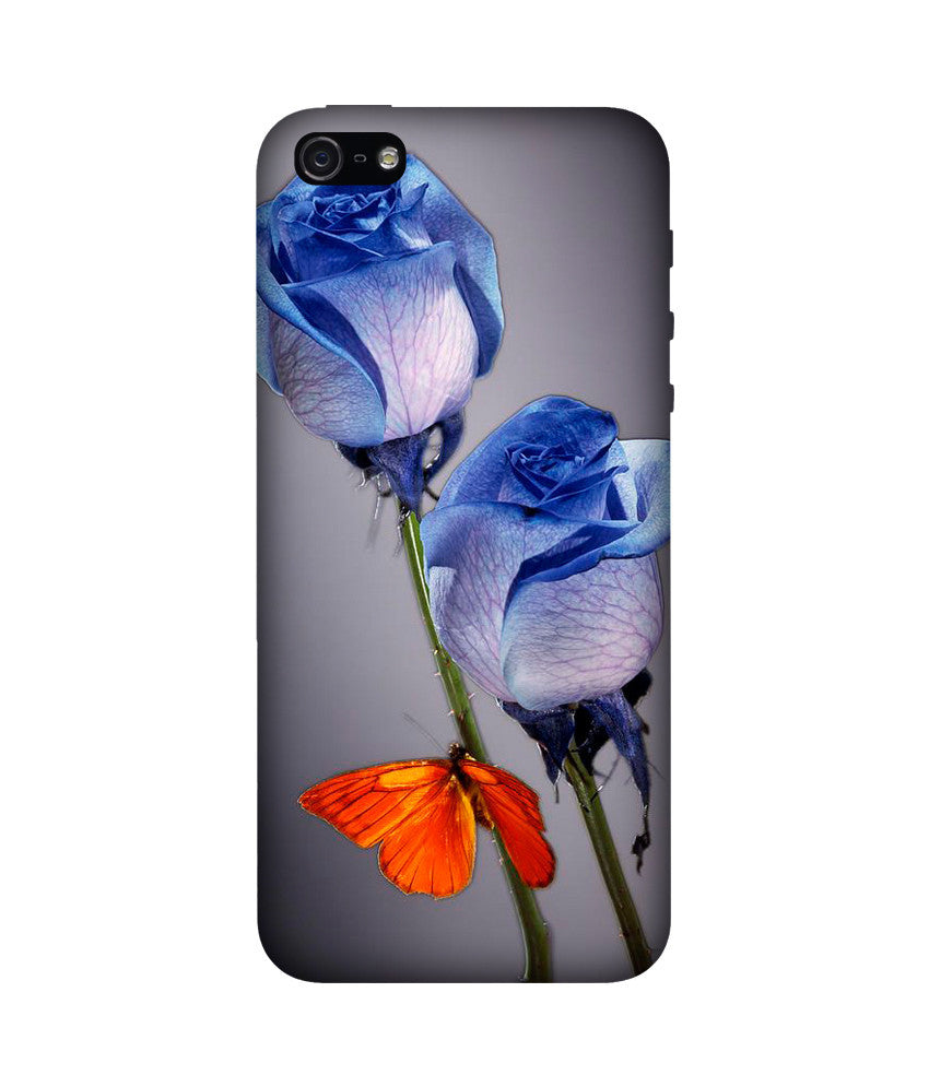 Creatives 3D Roses Iphone Case