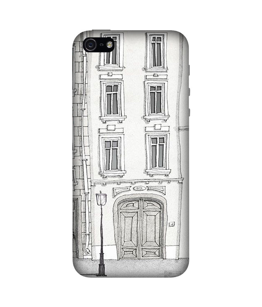 Creatives 3D House Iphone Case