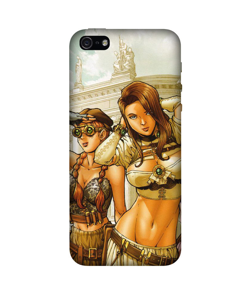 Creatives 3D Steampunk Iphone Case