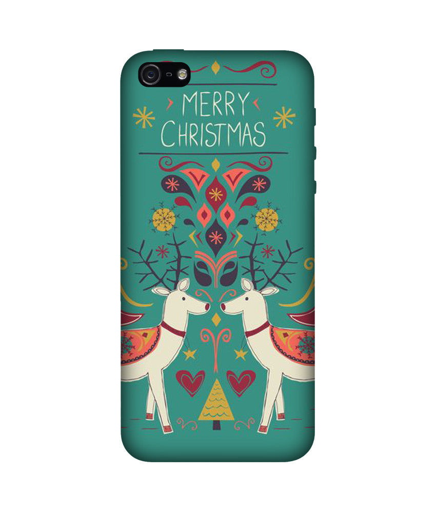 Creatives 3D Christmas Iphone Case