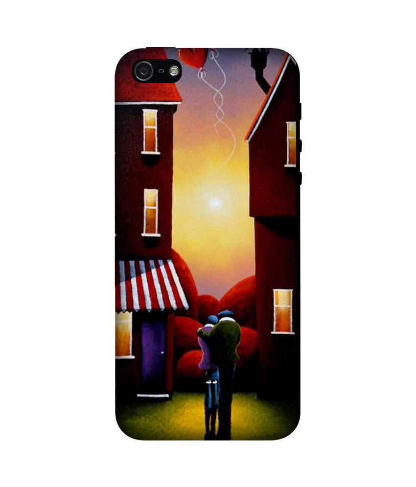 Creatives 3D Couple Iphone Case