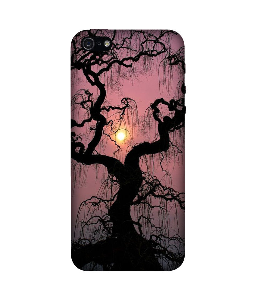Creatives 3D Weeping Willow Tree Iphone Case