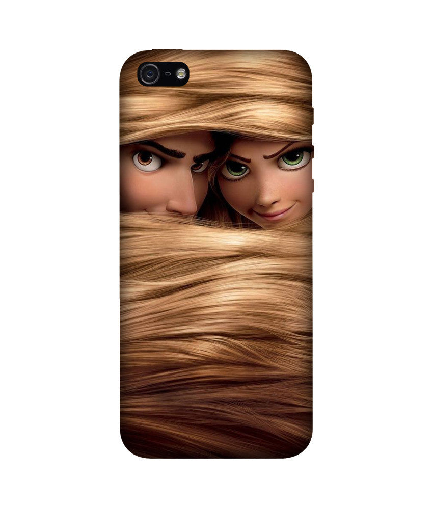 Creatives 3D Tangled Iphone Case